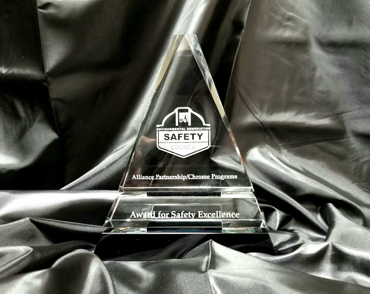 Eleven Engineering Safety Award